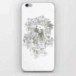 Ivy Crest iPhone Skin