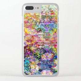 Dance Like There's No Tomorrow Clear iPhone Case