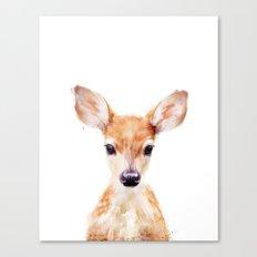 Little Deer Canvas Print