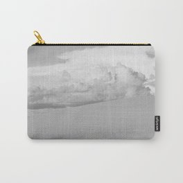 White Sands Minimalist Landscape Carry-All Pouch
