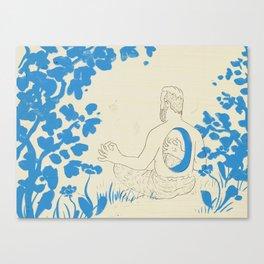 Inner Piece Canvas Print