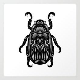 BeetleBUG Art Print