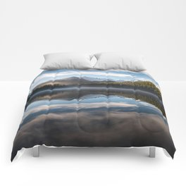 Bear Lake - Rocky Mountain National Park Comforters