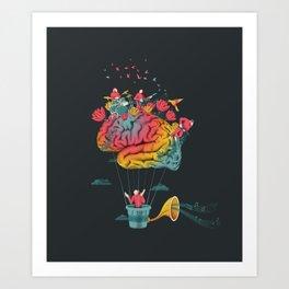 Dreams Art Print