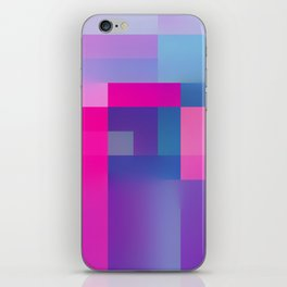 Abstract City VIII iPhone Skin