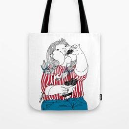 I Love Choco Tote Bag