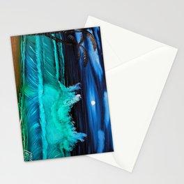 """""""Moonlite Tides"""" Stationery Cards"""