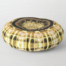 GlaMANDALA | Mandala Glamour Floor Pillow