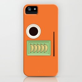 Dumplings iPhone Case