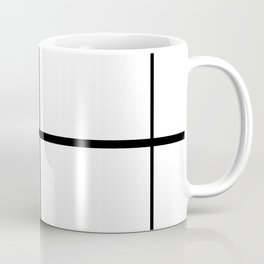 Tennis Court Coffee Mug