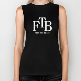 FTB Logo Biker Tank