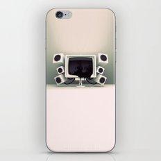 Liquid Crystal Display iPhone & iPod Skin