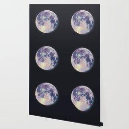 Blue moon Wallpaper
