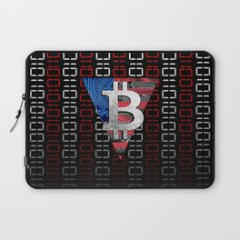 bitcoin USA  Laptop Sleeve