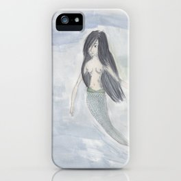 Mermaid Sister iPhone Case