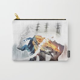 Save bears in nature Carry-All Pouch