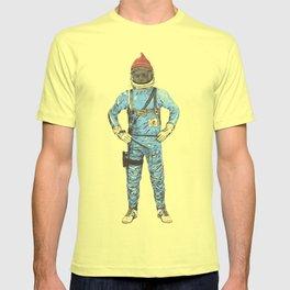 Zissou In Space T-shirt