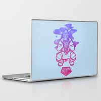 dreamcatcher Laptop & iPad Skins featuring Dreamcatcher by Jonah Makes Artstuff