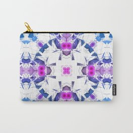 Geometric Alignment Carry-All Pouch