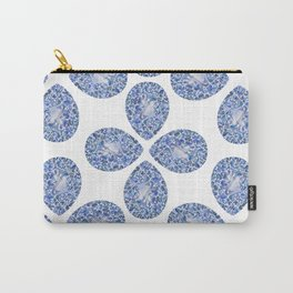 Blue Pear Gem Carry-All Pouch