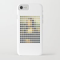 mona lisa iPhone & iPod Cases featuring Mona Lisa by Gary Andrew Clarke