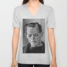 Feed Your Inner Frankenstein Unisex V-Neck