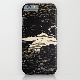 River Nymphs iPhone Case