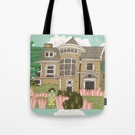 Murder House Tote Bag