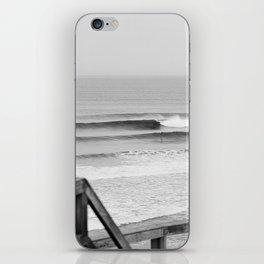 Wave of the day, Bells Beach, Victoria, Australia iPhone Skin