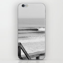 Wave of the day, Bells Beach, Victoria, Australia iPhone Skin