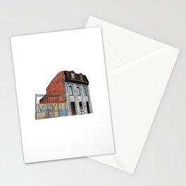 POLICE STATION NO. 3 Stationery Cards