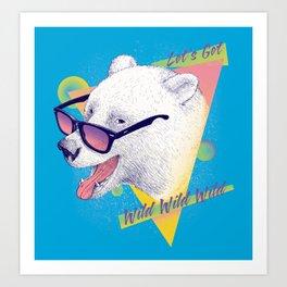Da Noize! Art Print