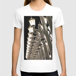 Lights in Lines 2 T-shirt