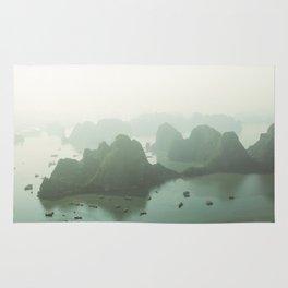Ha Long Bay Glow Rug