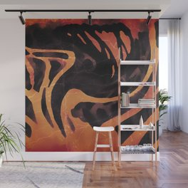 African colors Wall Mural