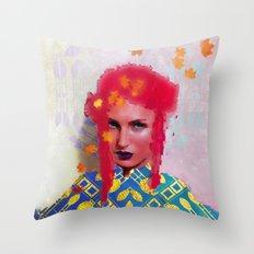 Gilded Throw Pillow