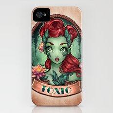 TOXIC pinup iPhone (4, 4s) Slim Case