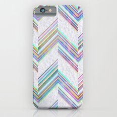 Lilli Chevron {light} Slim Case iPhone 6s