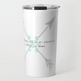 A New Code Travel Mug