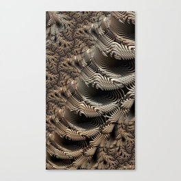 ABSTRACT.SPINAL Canvas Print