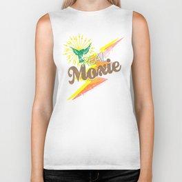 Real Moxie Biker Tank