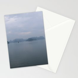 Ha Long Bay Mist Stationery Cards