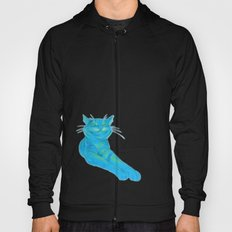 Where's the Canary? (smiley cat) Hoody