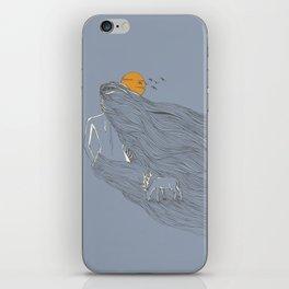 Howl River iPhone Skin