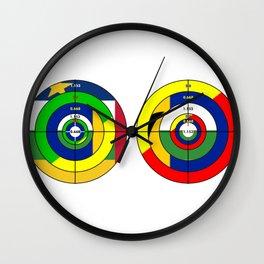 Targets 08 Wall Clock