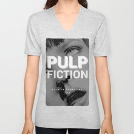 Pulp Fiction | Quentin Tarantino Unisex V-Neck