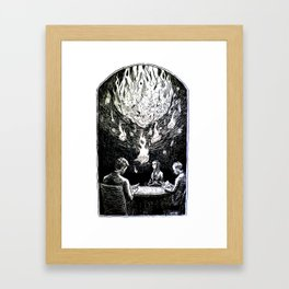 Requiem for a Story Framed Art Print