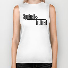Spiritually Inclined Biker Tank