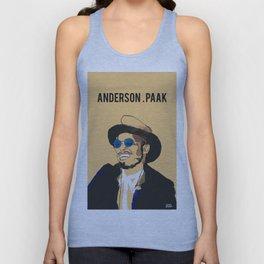 Anderson .Paak Unisex Tank Top