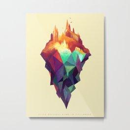 Magicae Lumos Metal Print